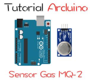 Thumbnail Tutorial arduino mengakses module sensor gas mq2
