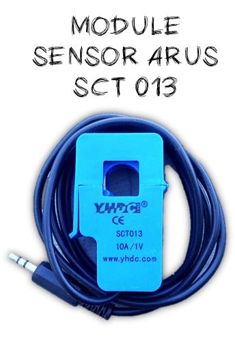 Sensor Arus SCT 013