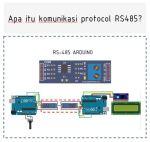 apa itu Komunikasi protokol RS485