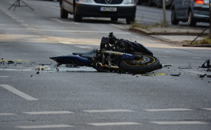 One Person Loses Life In Motorcycle Crash