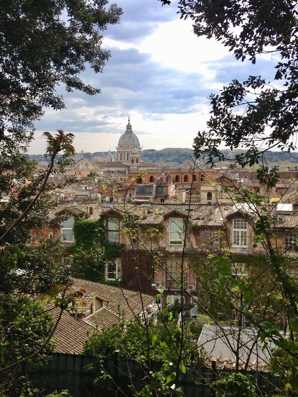 roma, itinerario