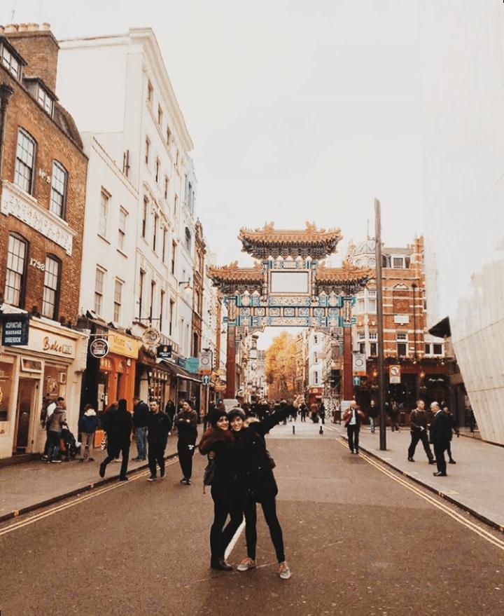 atracciones, china town