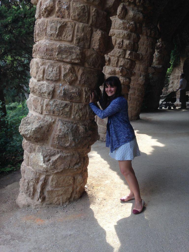 barcelona, parque güell, gaudí