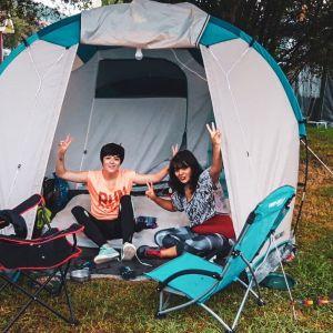 alojamientos, camping