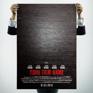 How To Make Movie Posters To Promote Your Film