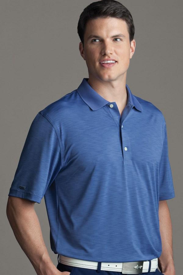 Reebok 7299 - Play Dry Prism Polo 15.16 Men' Sport Shirts