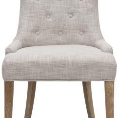 Safavieh Dining Chairs Beach Uk Argos Mcr4502l Becca Chair Grey Viscose 621 00