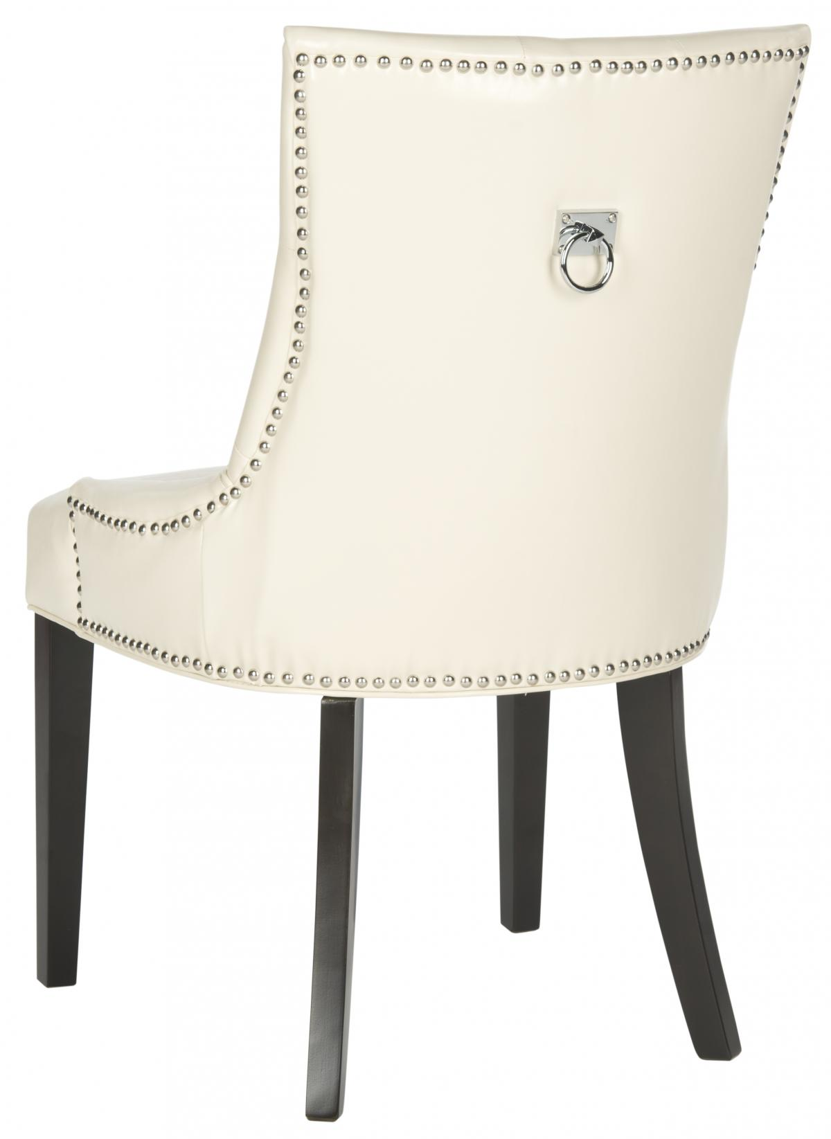 safavieh dining chairs bistro set with swivel mcr4716b harlow ring chair off white 891 00