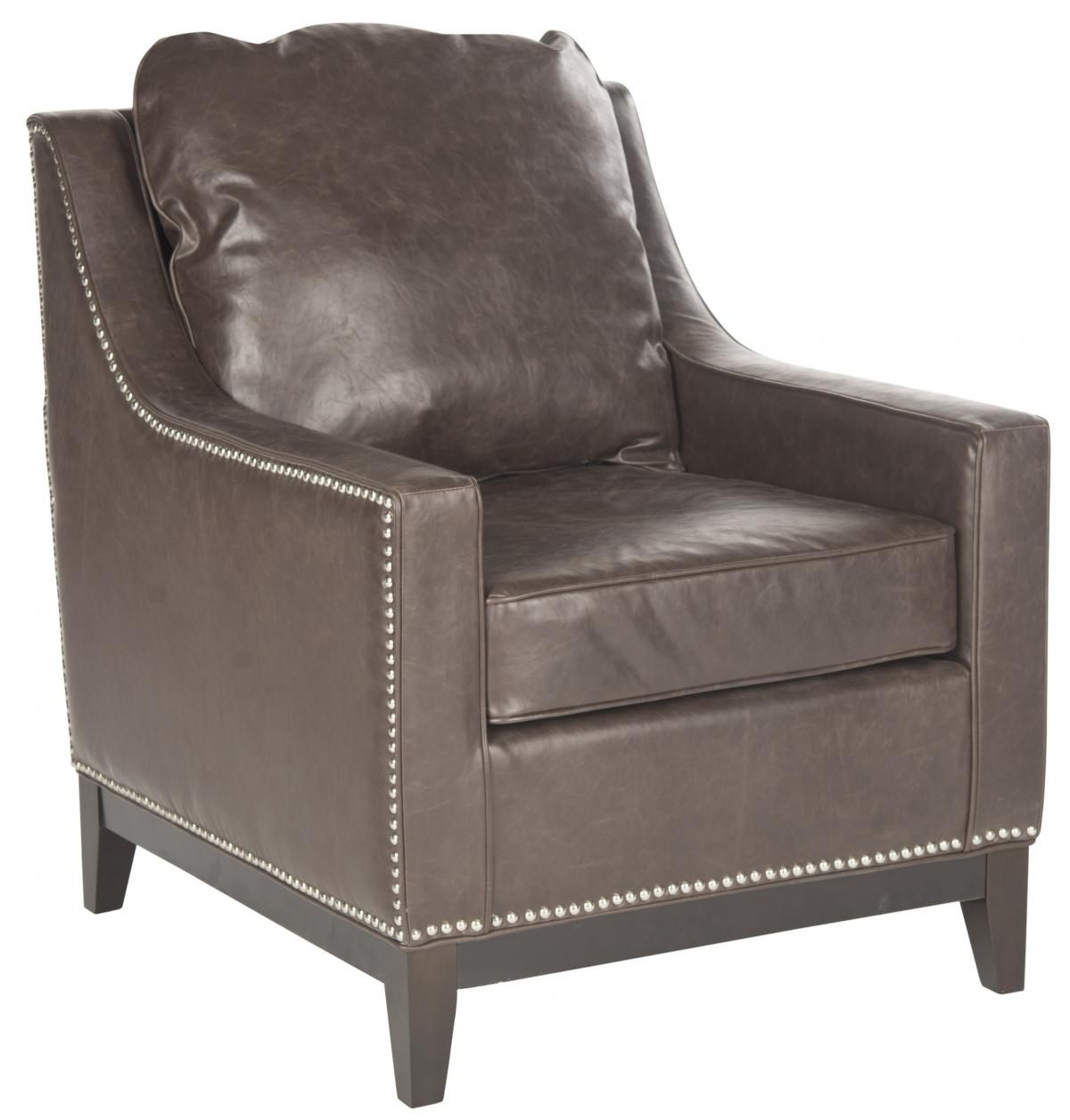 antique accent chair kids wood adirondack safavieh mcr4570c colton club brown 862