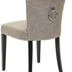 Safavieh Sinclair Ring Side Chair Upholstered Counter Chairs Mcr4514e Arion Set Of Two 981 00
