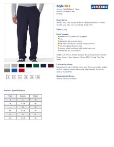 Jerzees nublend sweatpants size chart best picture of also rh anyimage