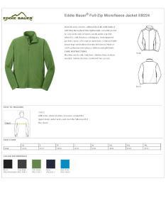 Brand eddie bauer specs sizing  also eb full zip microfleece jacket men  outerwear rh nyfifth