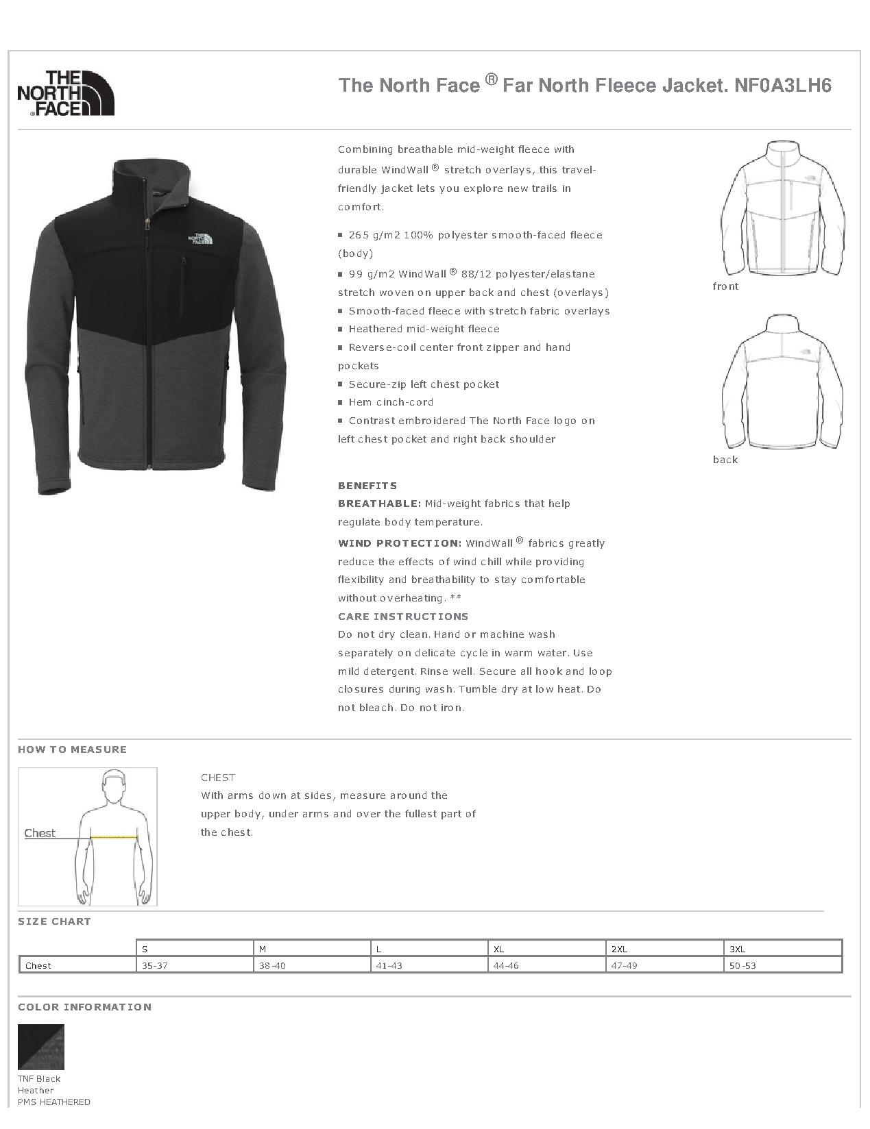The North Face Nf0a3lh6