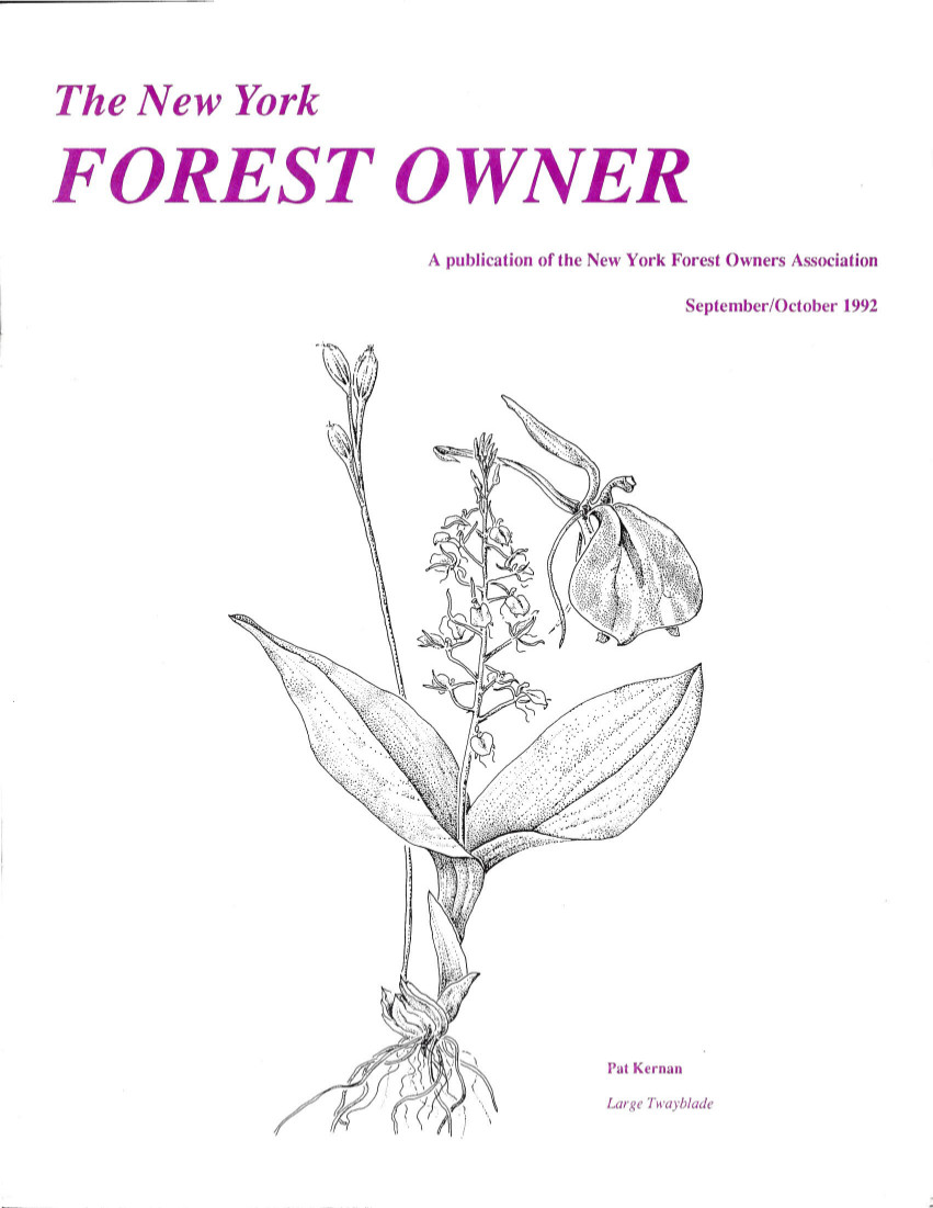 New York Forest Owners Association :: 1992