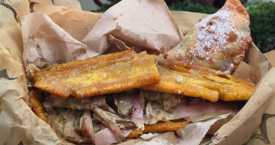 best food truck sandwiches