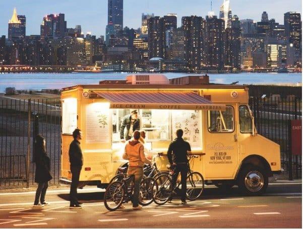 Van Leeuwen Ice Cream NYC truck