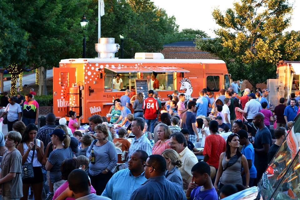 Top Events to Have a Food Truck at this Summer