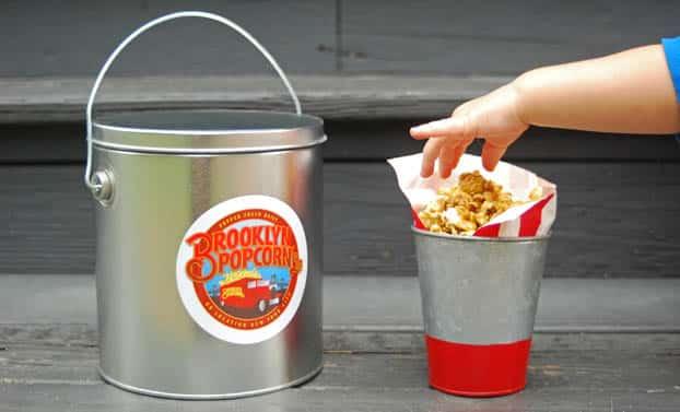 brooklyn popcorn review