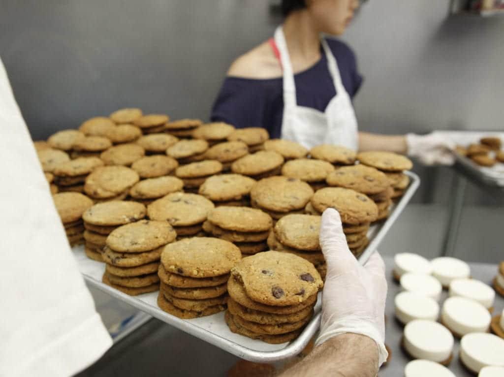 Melt bakery cookies