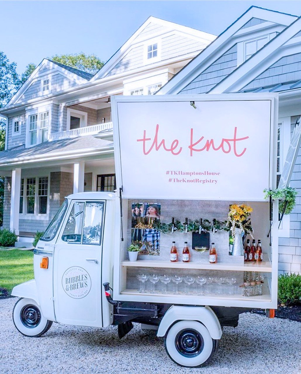 Beer Catering The Knot