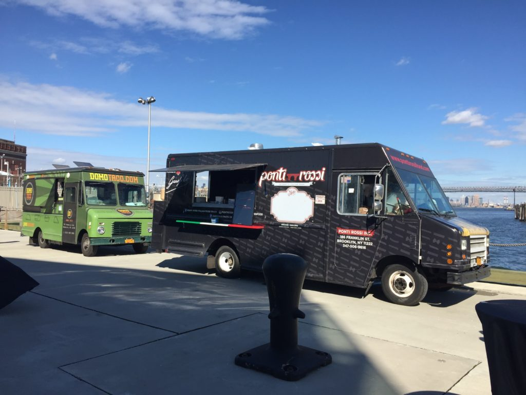 best venues for food trucks