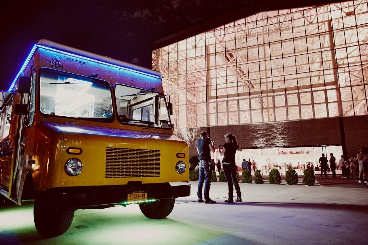 Our Favorite Food Truck Friendly Venues