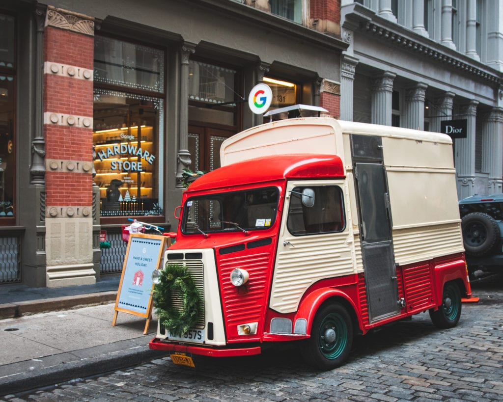 Food Trucks as a marketing tool