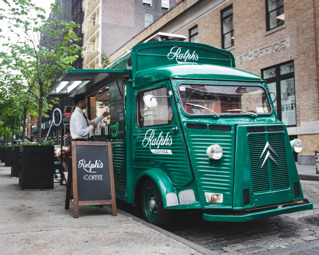 Food Truck Marketing Ralph's example