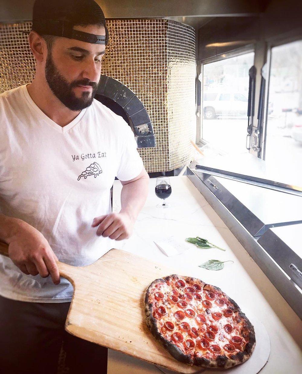 Amico Abeetz Food Truck Founder