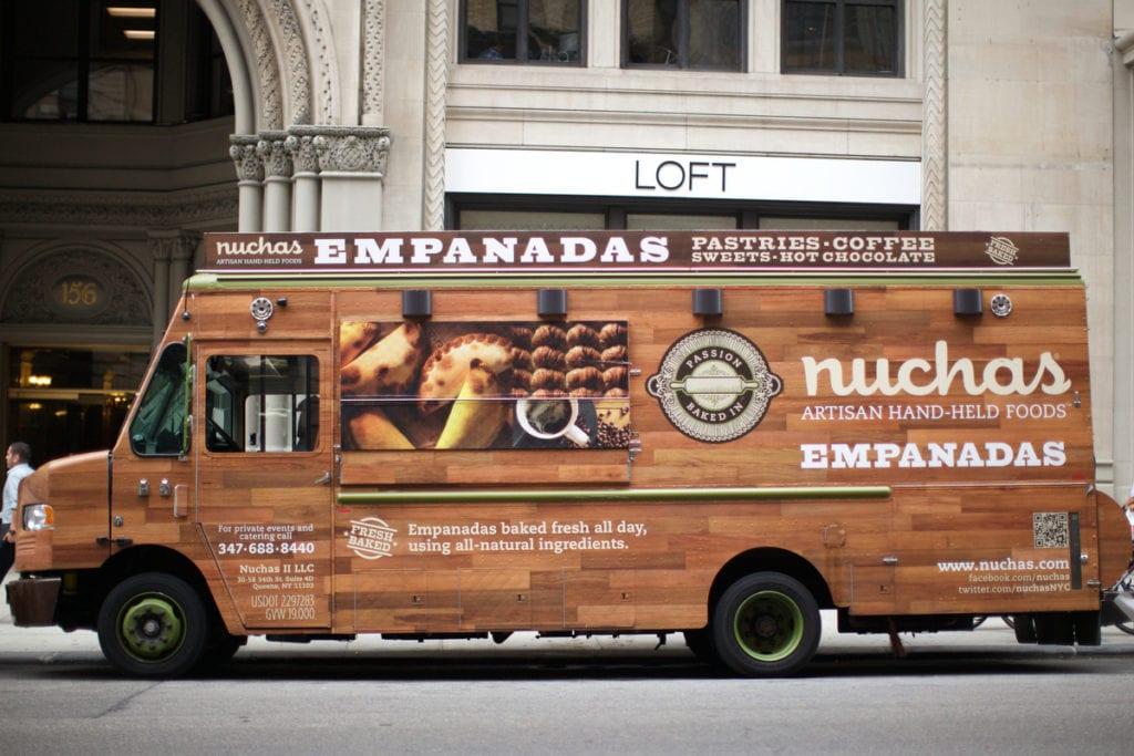 Nuchas Empanadas Food Truck