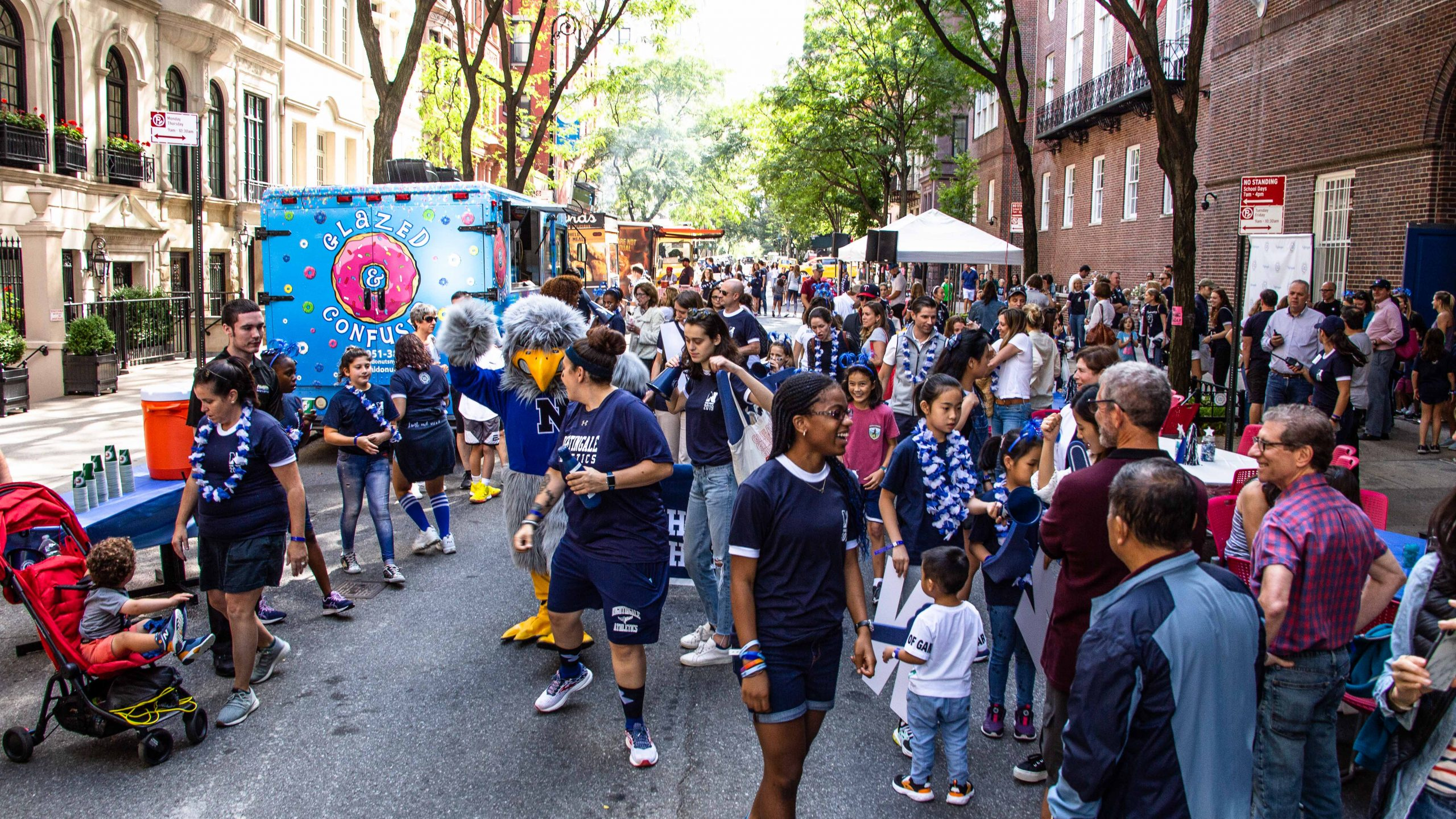 Nightengale Case Study Food Trucks for Events NYC