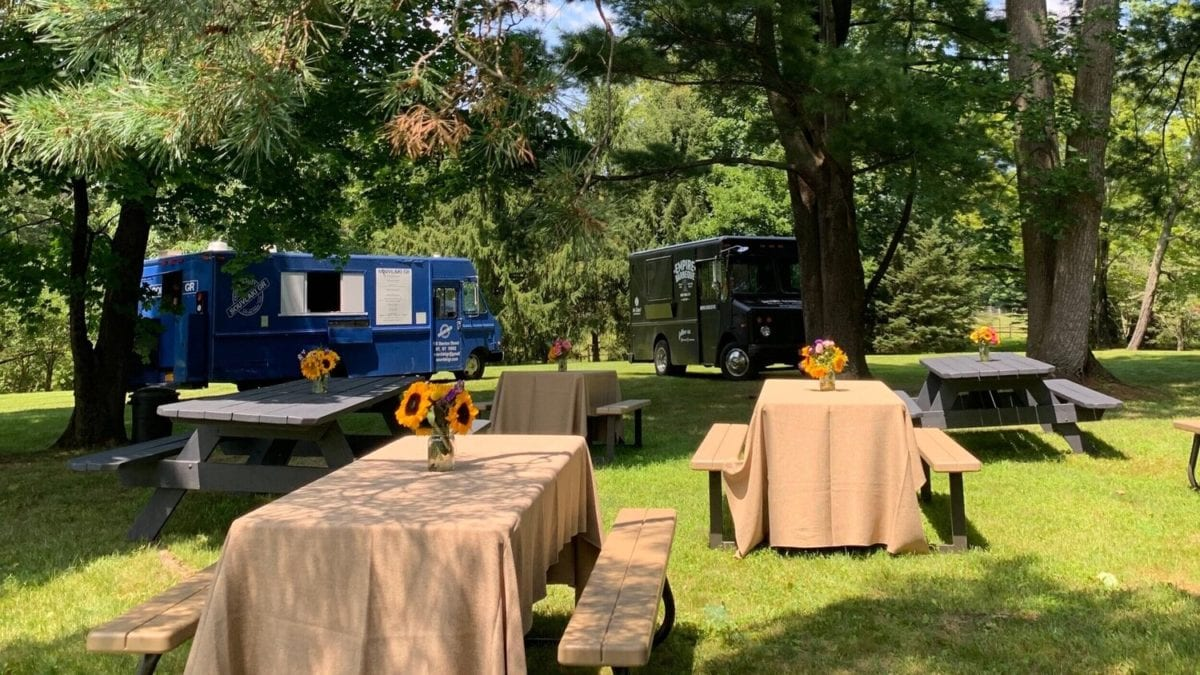 Hosting a Private Event This Summer With New York Food Trucks