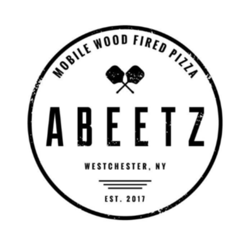 Abeetz pizza food truck logo