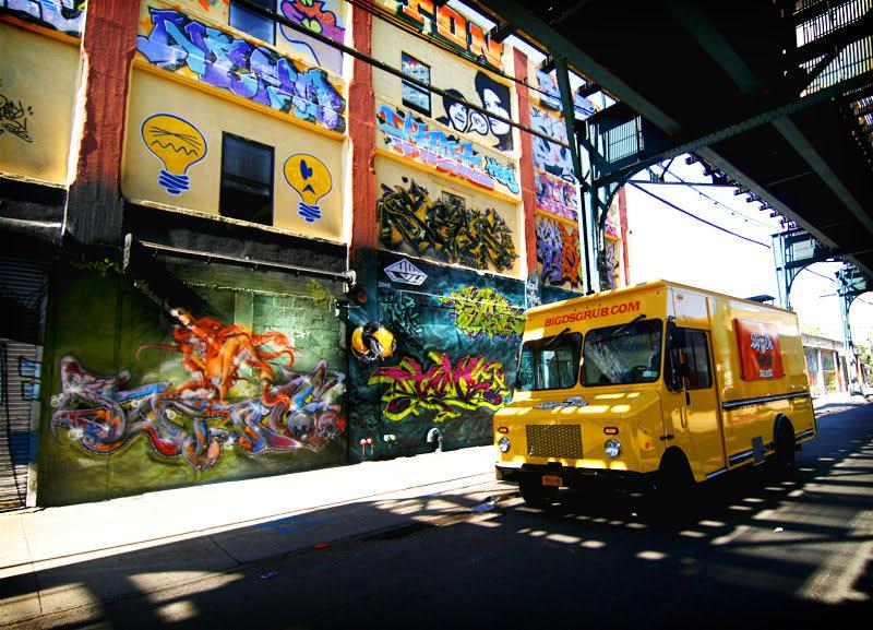 Asian taco Food Truck New York City