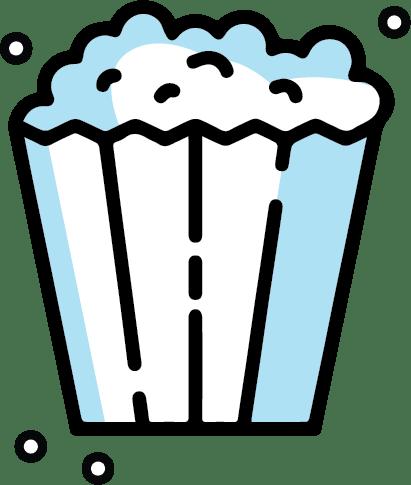 popcorn catering
