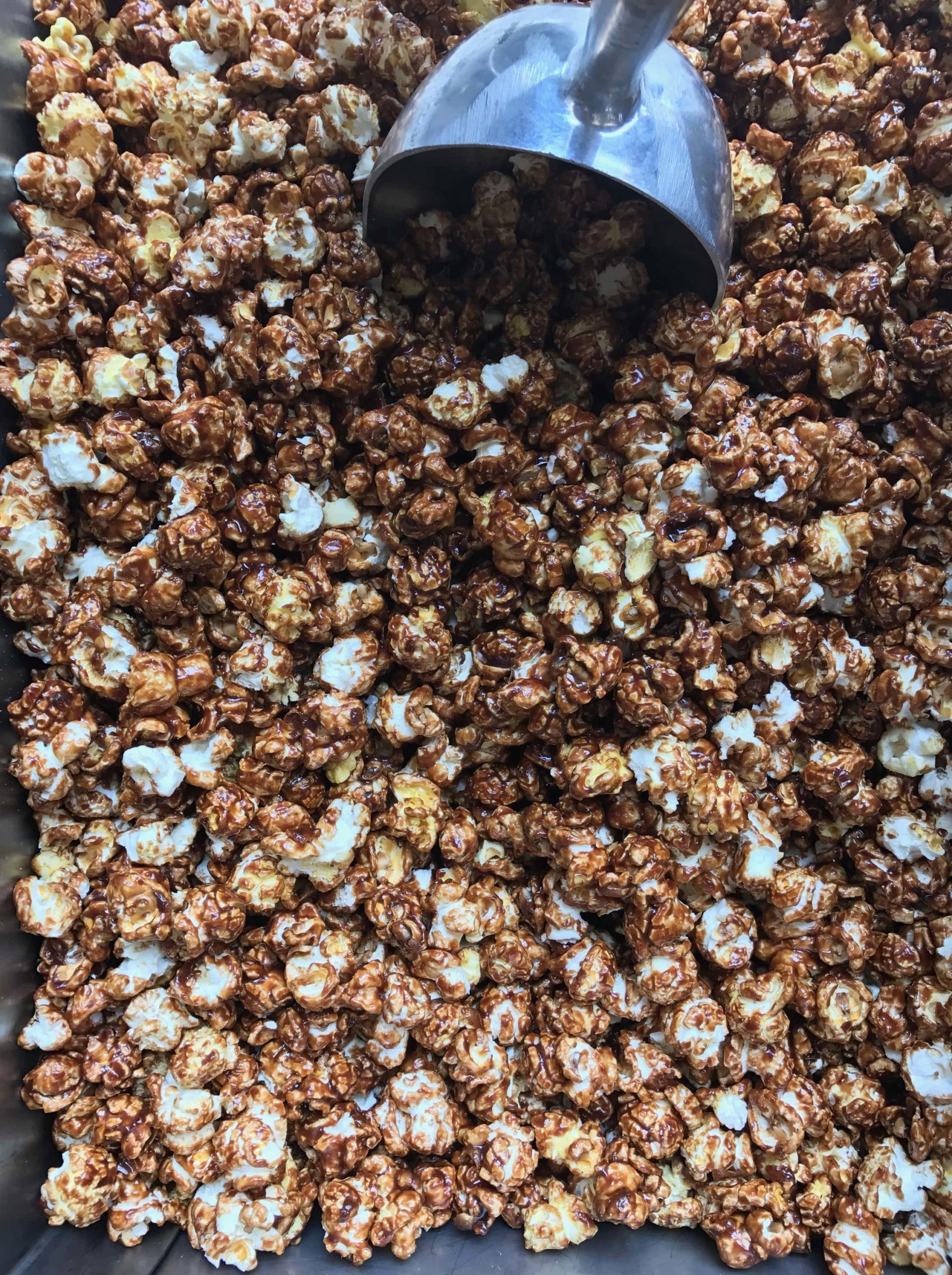 Brooklyn Popcorn Chocolate Flavor