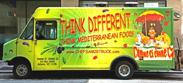 Chef Samir Food Truck