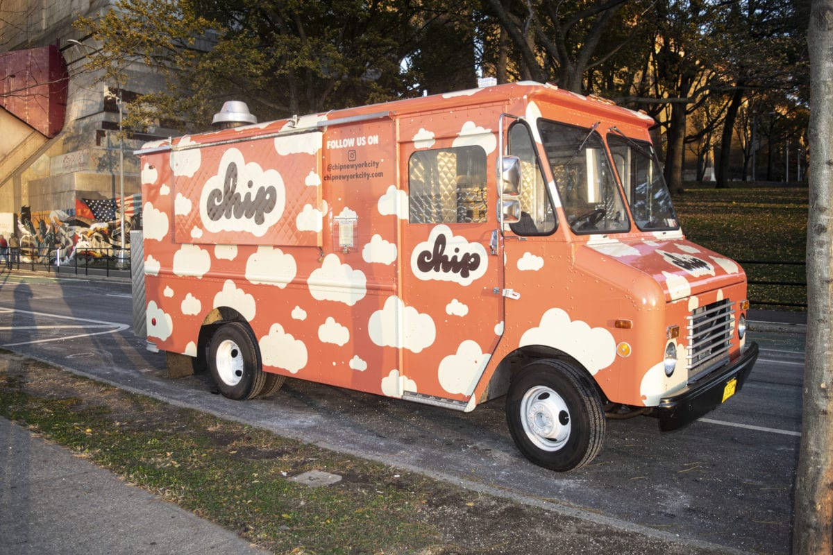 Chip NYC food truck