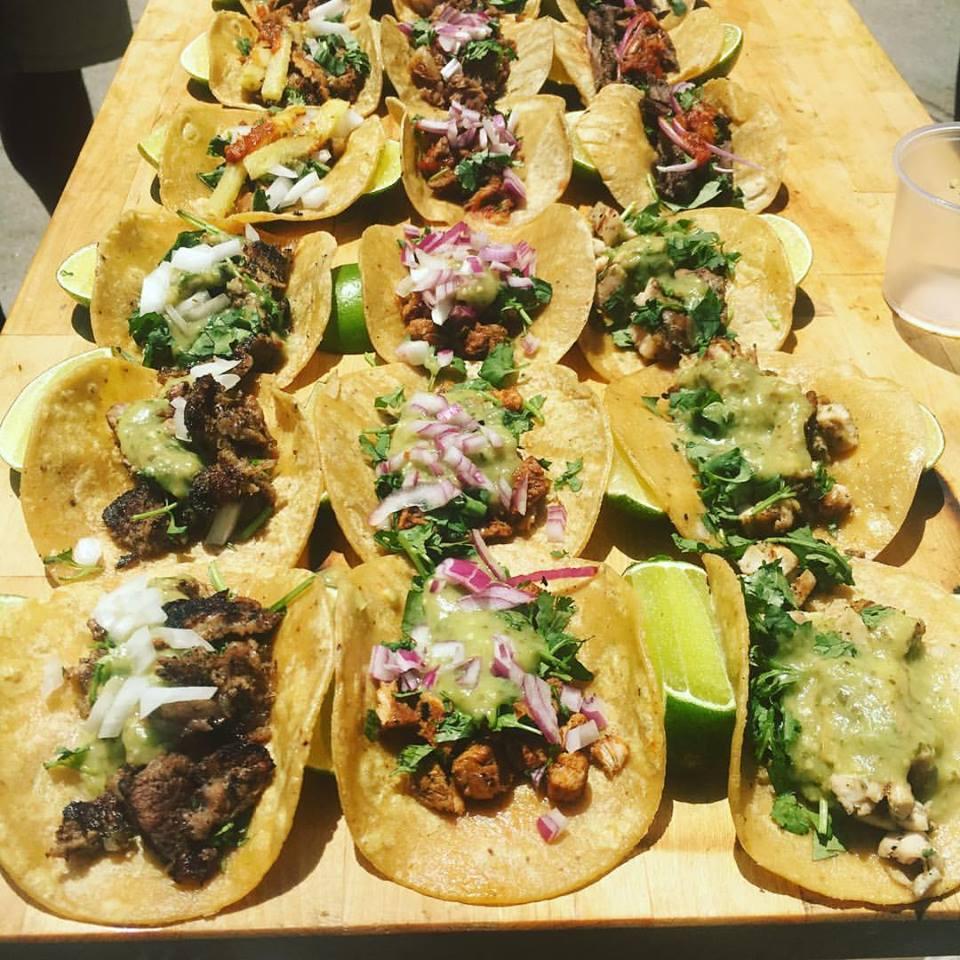 El Toro Rojo Mexican taco catering nyc