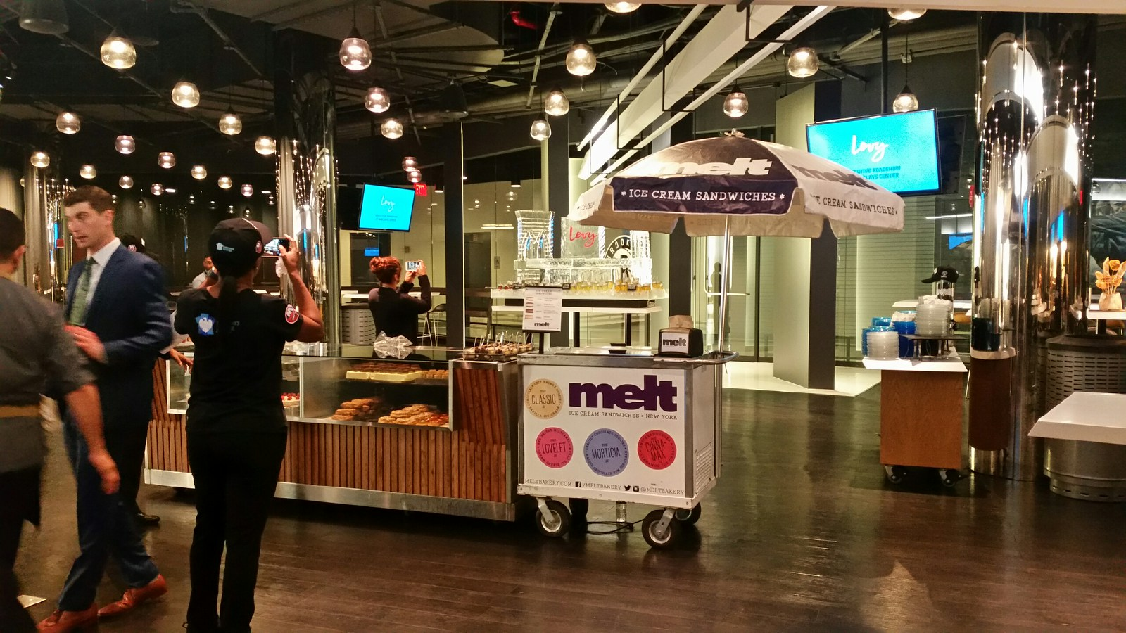 Melt bakery ice cream food truck