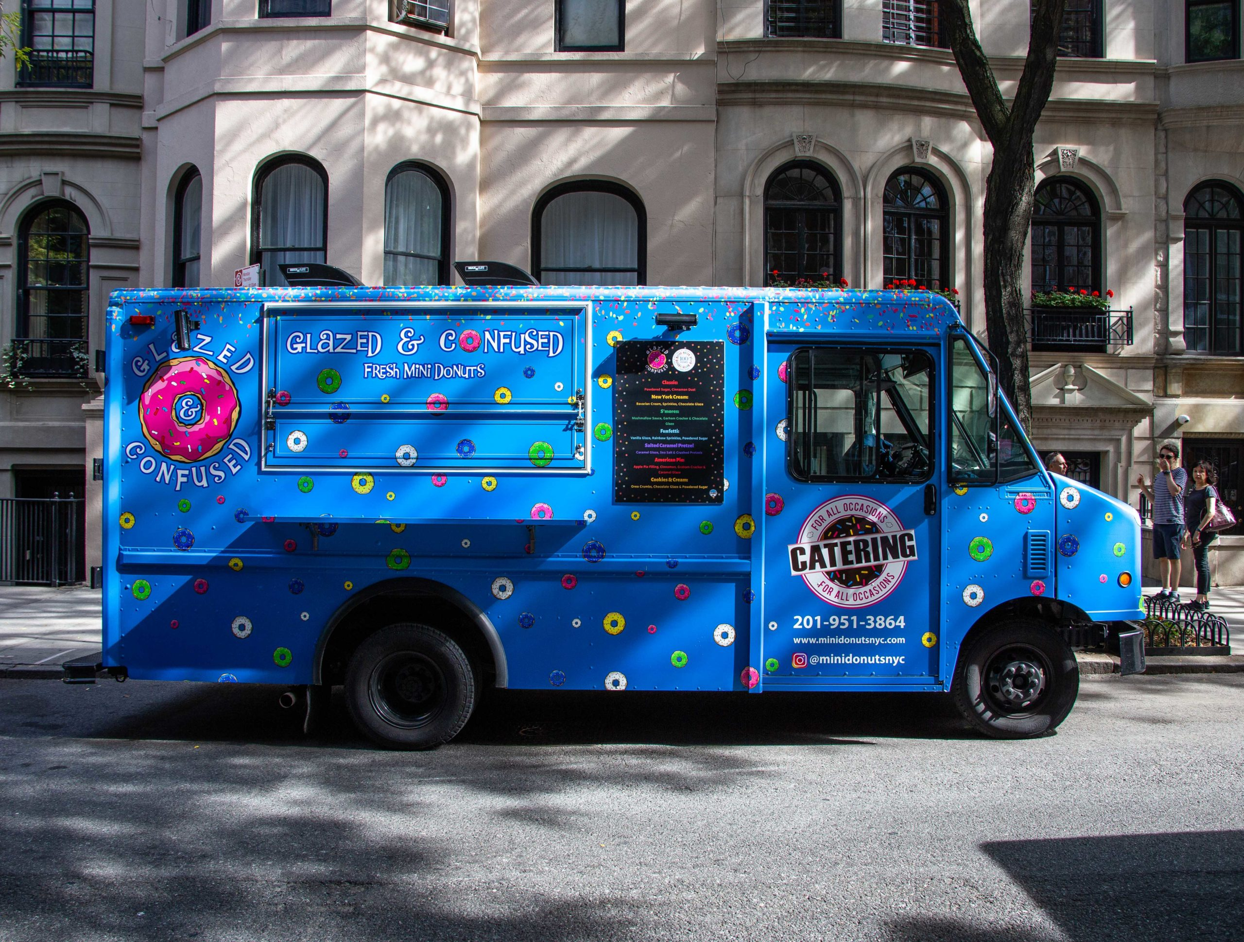 Rent Glazed and Confused for dessert catering in NYC