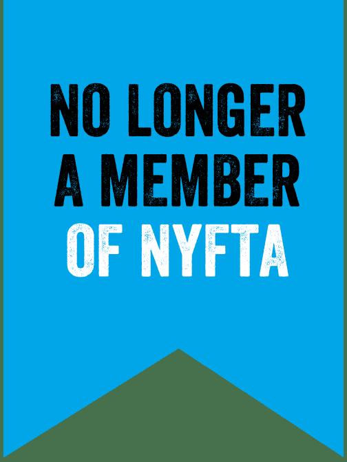 No Longer A Member OF NYFTA