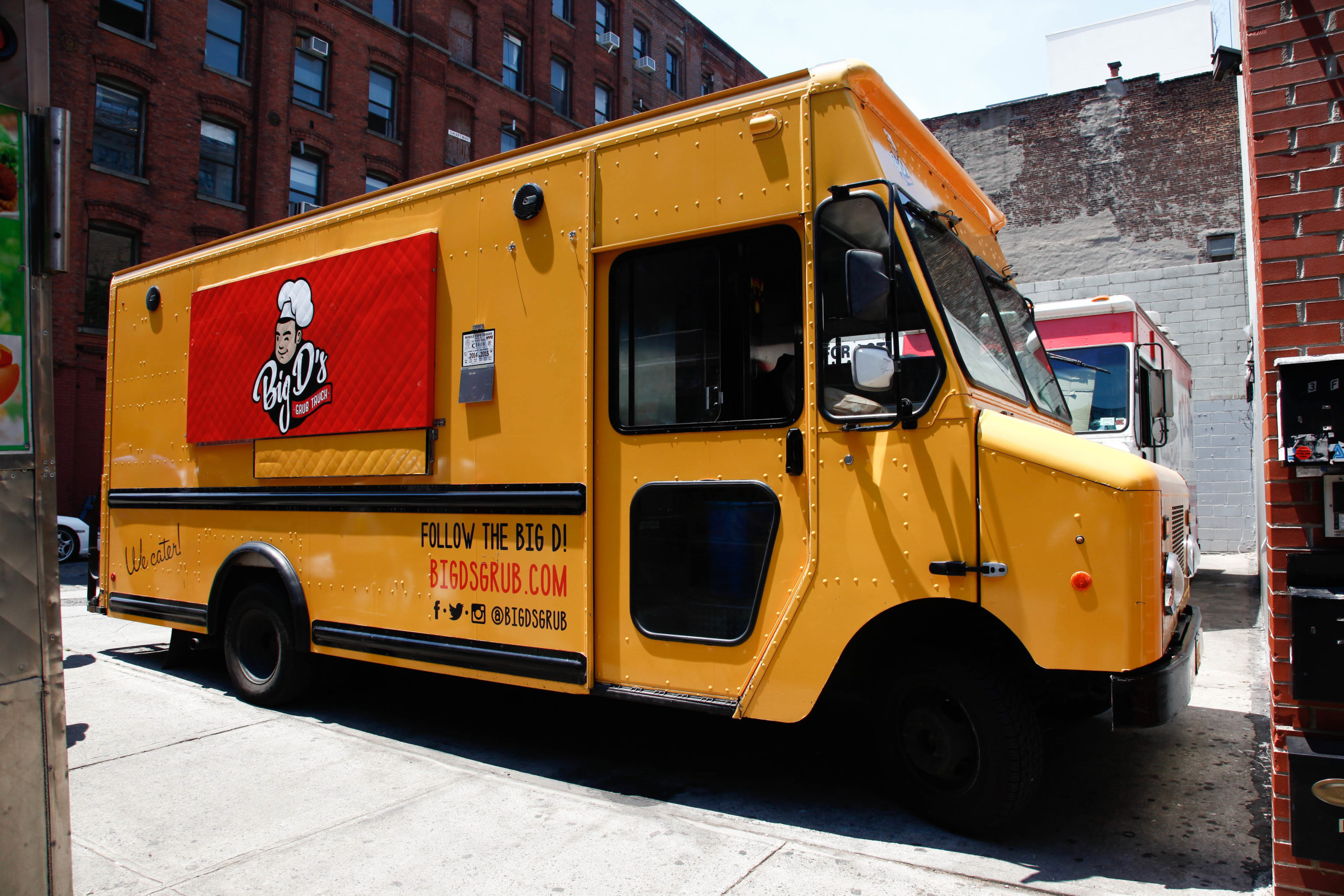 Big Ds Food Truck NYC