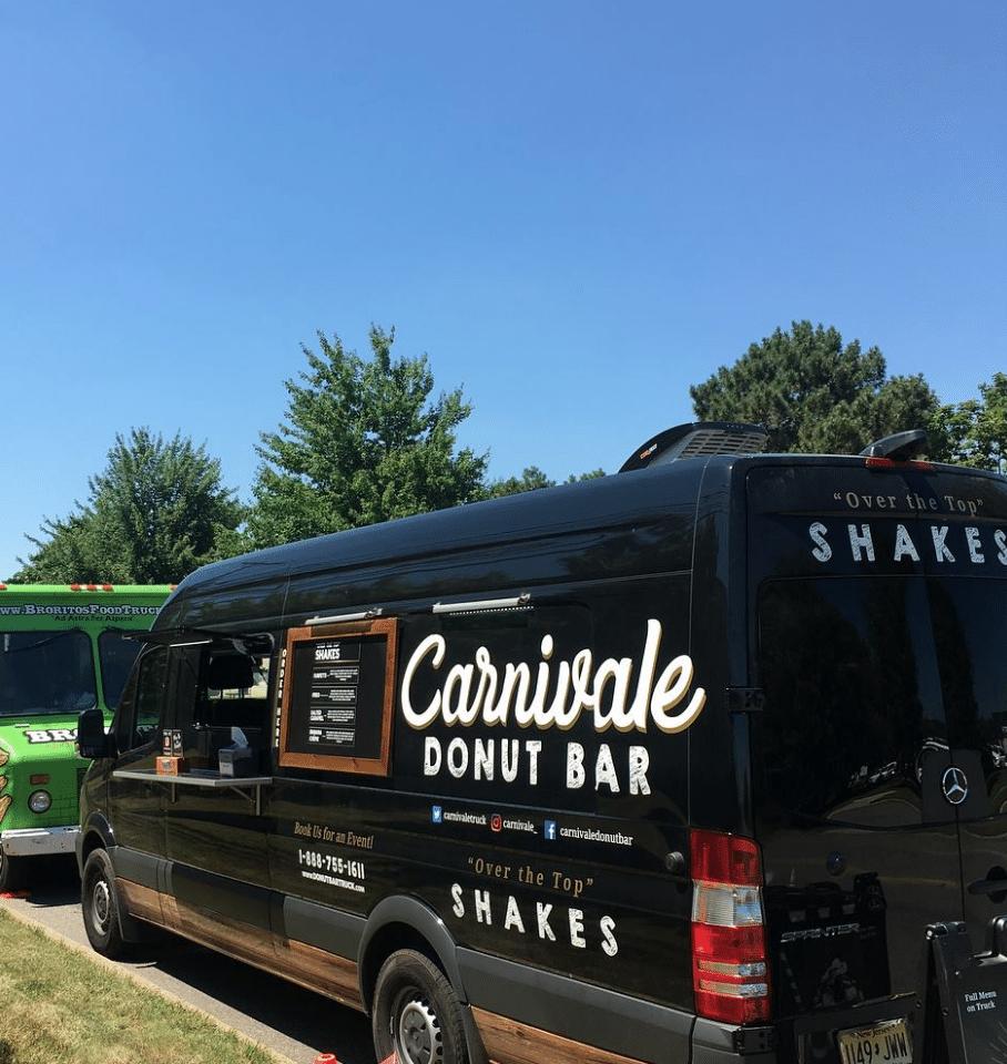 Carnivale Donut Bar Truck