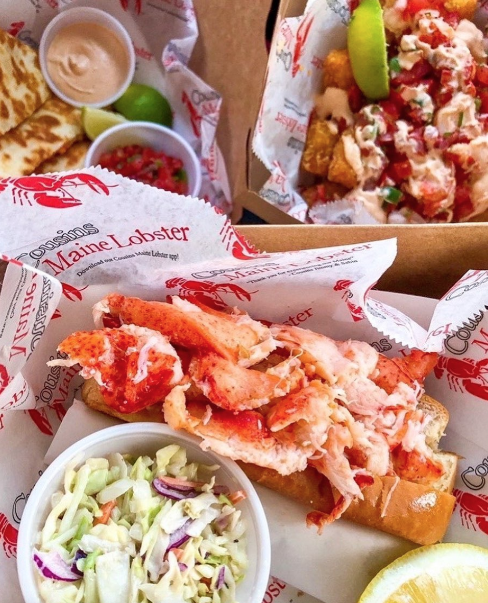Cousins Maine Lobster Catering