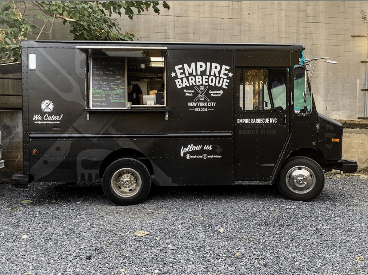 Empire BBQ American Food Truck Catering
