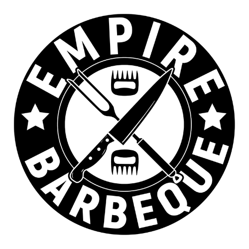 empire bbq food truck logo