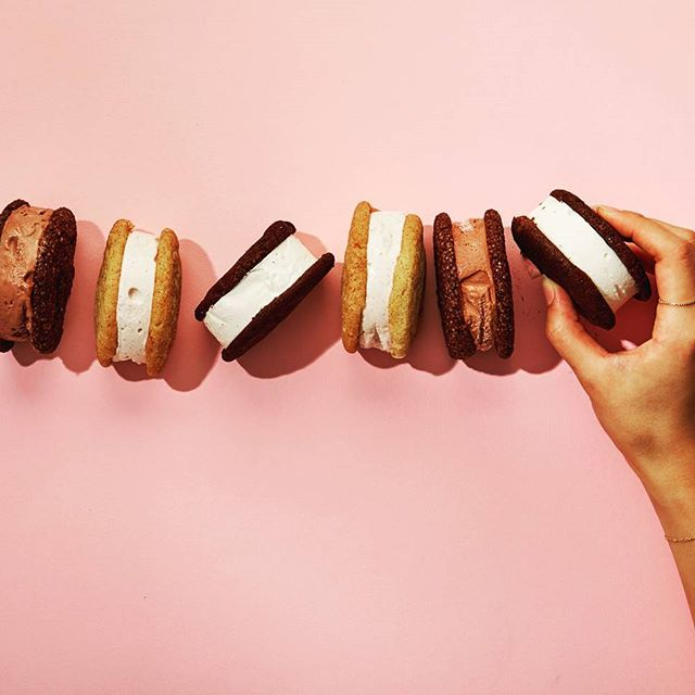 melt bakery ice cream sandwiches