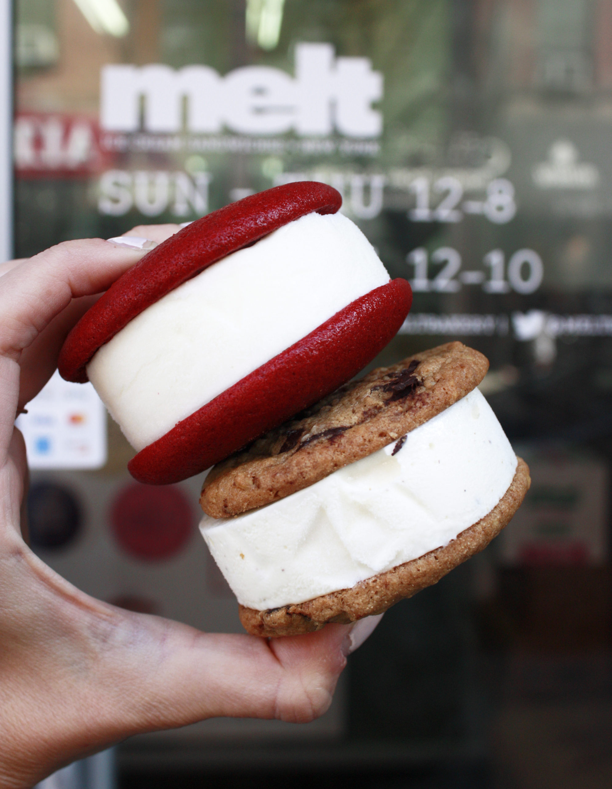 ice cream sandwiches catering nyc