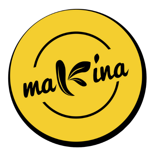 makina cafe food truck logo
